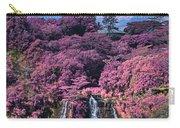 Waterfall Kauai Hawaii  Carry-all Pouch