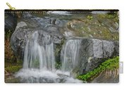 Waterfall On The Paradise River Carry-all Pouch