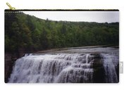 Waterfall On The River Carry-all Pouch