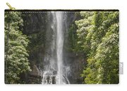 Waterfall On The Road To Hana Carry-all Pouch