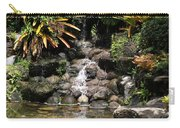 Waterfall On The Rocks Carry-all Pouch