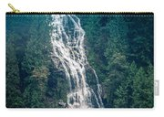Waterfall Princess Louisa Inlet Carry-all Pouch