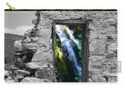 Waterfall Through The Magic Door Carry-all Pouch