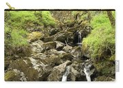 Waterfall Through Woodland Carry-all Pouch