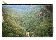 Waterfall Valley Carry-all Pouch