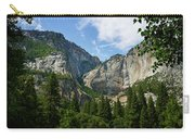 Waterfall, Yosemite Valley, Yosemite Carry-all Pouch