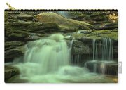 Waterfalling Through Ricketts Glen Carry-all Pouch