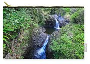 Waterfalls And Pools Maui Hawaii Carry-all Pouch