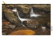 Waterfalls And Swirl Carry-all Pouch