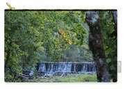 Waterfalls At Dusk 2012 Carry-all Pouch