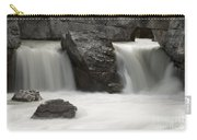 Waterfalls On Nigel Creek Carry-all Pouch