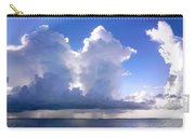 Waterfalls Over Florida Bay Filtered Carry-all Pouch