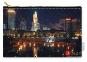 Waterfire Providence Carry-all Pouch