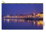 Waterford Skyline Along River Suir Carry-all Pouch