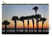 Waterfront After Dark Carry-all Pouch