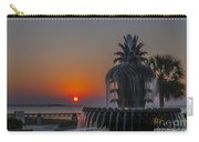 Waterfront Park Sunrise Carry-all Pouch