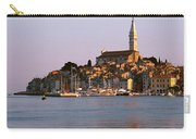 Waterfront, Rovinj, Croatia Carry-all Pouch