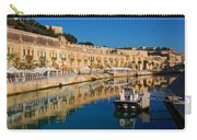Reflect In Valletta Malta Carry-all Pouch