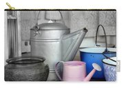 Watering Cans And Buckets Carry-all Pouch