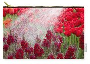 Watering The Garden Carry-all Pouch