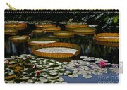 Waterlilies All Carry-all Pouch