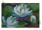 Waterlilies At Martha Lake 2 Carry-all Pouch