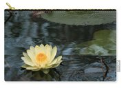 Waterlilly 1 Carry-all Pouch