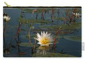 Waterlilly 8 Carry-all Pouch