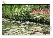 Waterlily Pond Giverney Carry-all Pouch