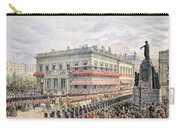 Waterloo Place And Pall Mall Carry-all Pouch