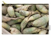 Watermelon Radishes Carry-all Pouch
