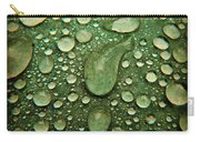 Raindrops On Watermelon Rind Carry-all Pouch