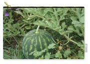Dew On The Mellon Carry-all Pouch