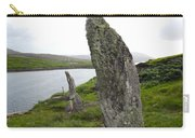 Waters Edge Stones At Bernera Carry-all Pouch