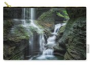 Watkins Glen Carry-all Pouch by Bill Wakeley