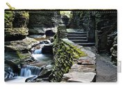 Watkins Glen Exiting The Trail Carry-all Pouch