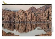 Watson Lake Tranquility Carry-all Pouch