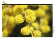 Wattle Flowers Australian Native Carry-all Pouch
