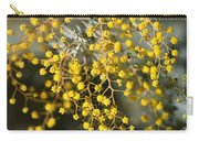Wattle Flowers Carry-all Pouch