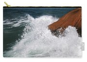 Wave Action Florianopolis Carry-all Pouch