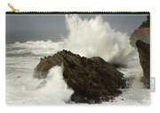 Wave At Shore Acres Carry-all Pouch