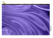 Waves 2 Carry-all Pouch by Riad Belhimer