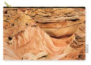 Waves And Twists Carry-all Pouch