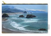 Waves Coming Ashore Carry-all Pouch