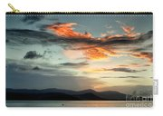 Waves In The Clouds Carry-all Pouch
