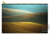 Waves Of Colours Carry-all Pouch