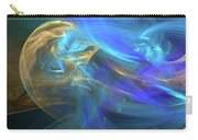 Waves Of Grace Carry-all Pouch