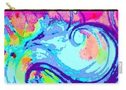 Waves Of His Love Carry-all Pouch