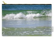 Waves Of The Gulf Of Mexico Carry-all Pouch