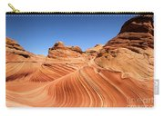 Waves Under Buttes Carry-all Pouch